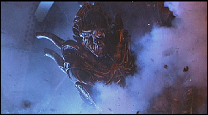 Alien warrior well there are a number of reasons why hr giger didnt return one he was doing poltergeist ii and we didnt know exactly how long that commitment altavistaventures Image collections