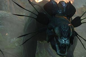 Thanator/Palulukan aus Avatar, 1:13 Resin 3D Druck Screenshot-lrg-01