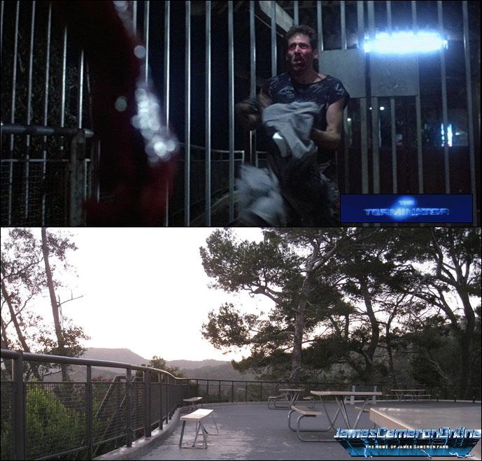 The Terminator Locations