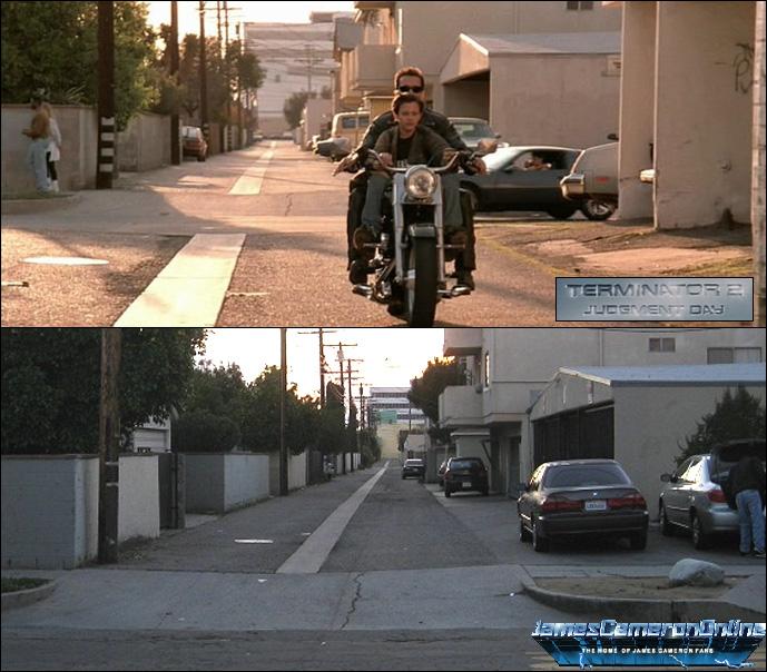 Terminator 2 Judgment Day Locations