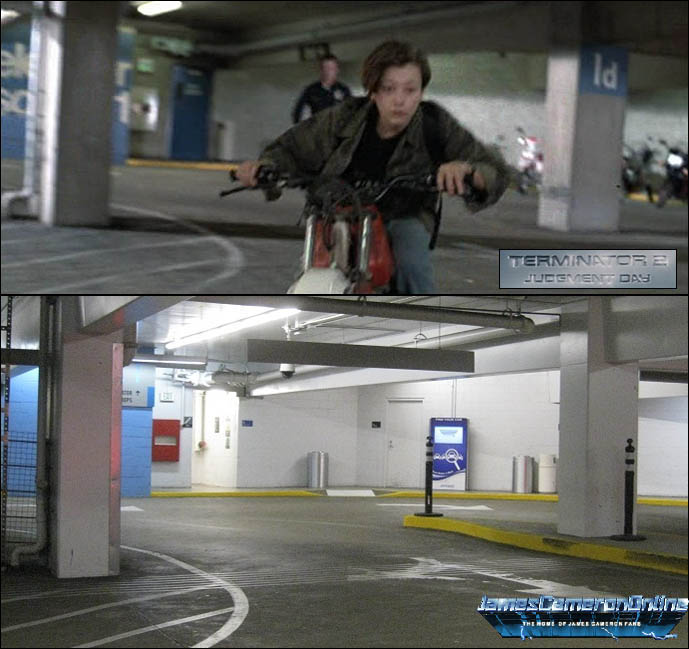 Terminator 2 Judgment Day Locations