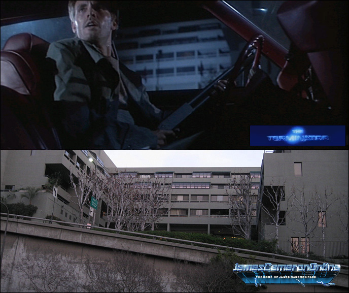 Apartment Locator Los Angeles: The Terminator Locations