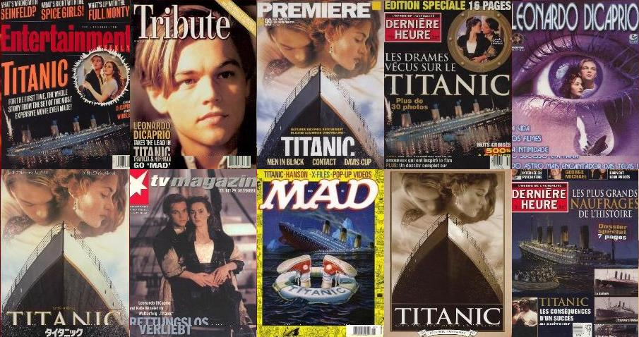 the film titanic essay Titanic (1997) is a wonderful love story based on real life events, as told by rose, the main character of the story kate winslet captured her character beautifully, acting as if she were really in a higher class in 1912.