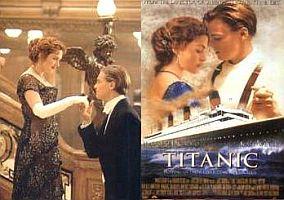 Titanic merchandise for I salonisti titanic